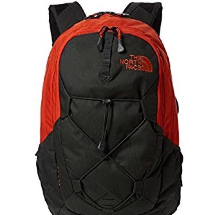 [amazon.de Prime] The North Face Jester Rucksack (29l) in orange/grau für 28,80€