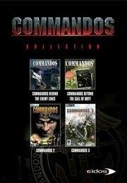 Commandos Collection (Steam) für 1,14€ [Gamersgate]