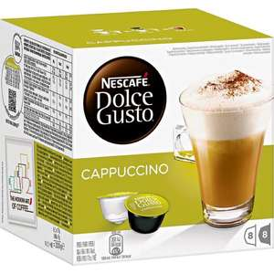 Cappuccino Nesacafe Dolce Gusto