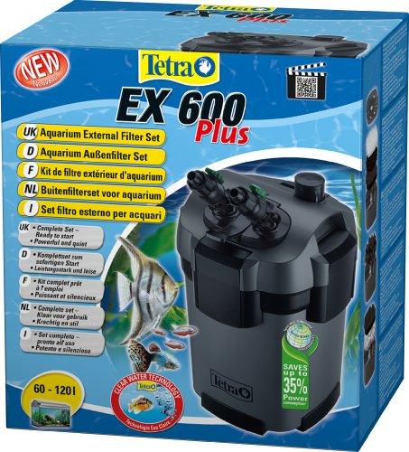 Tetra Aquarien Außenfilter EX 600 Plus für 59,99€ [Amazon]