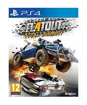 FlatOut 4: Total Insanity (PS4/Xbox One) für 29,22€ (Base.com)