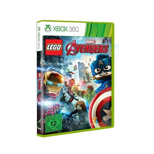 Lego Marvel Avengers für die Xbox 360 für 12,92€ bei [ToysRUs]