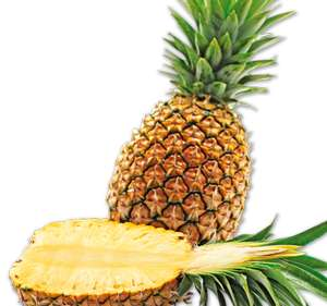Frische Ananas (Penny 21+22.7.17)