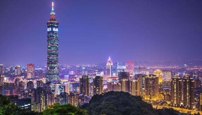 Zum Tiefstpreis nach Taiwan
