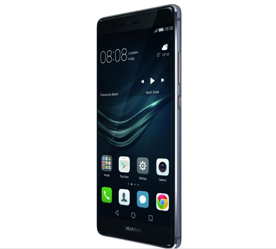 [RAKUTEN] Huawei P9 Titanium Grey für 318,66€