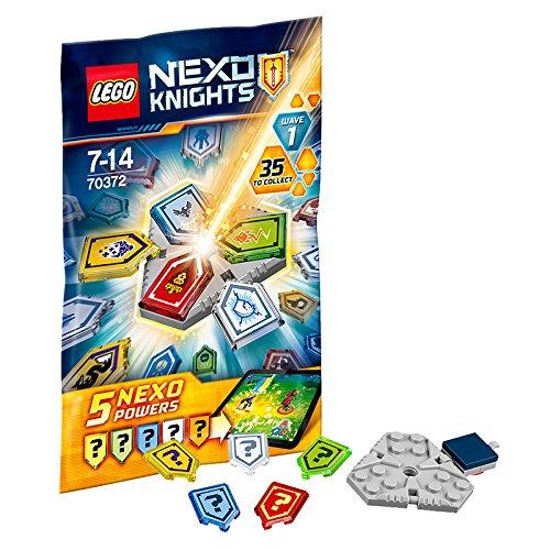[Amazon Plusprodukt & Saturn] Lego 70372 Nexo Knights Combo Kräfte Serie 1 für 1,99€
