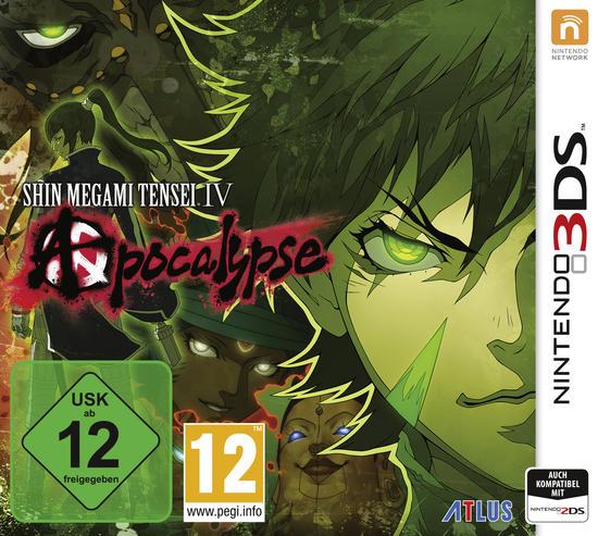 Shin Megami Tensei 4: Apocalypse (3DS) für 12,99€ (Amazon + GameStop)