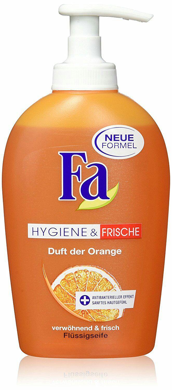 2er Pack (250ml) Fa Flüssigseife | 0,88/0,84€/0,75€ pro Flasche (Amazon)