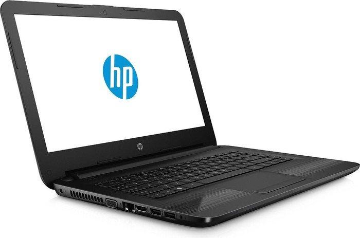 HP 14-am018ng Notebook (14'' HD, Intel N3060, 4GB RAM, 500GB HDD, DVD-Brenner, FreeDOS) für 174,14€ [NBB]