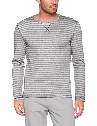 [ Prime ] TOM TAILOR Herren T-Shirt Doubleface Longsleeve Größe S - XXXL