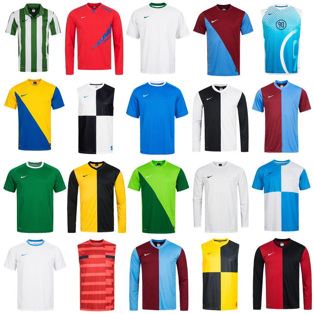 Nike Sport Trikot Fußball Shirt @eBay