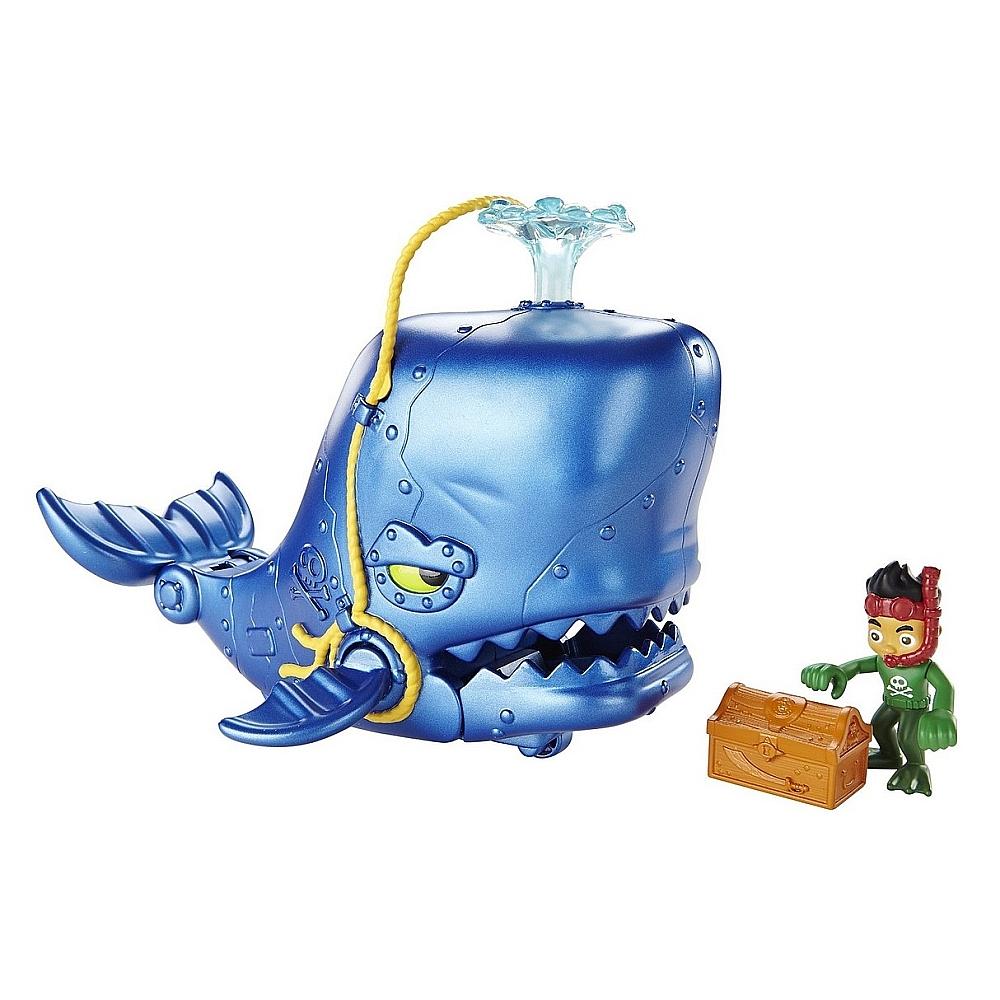 Fisher Price - Jake und die Nimmerland Piraten - Großes Walabenteuer für 9,92€ inkl. VSK bei [ToysRUs]