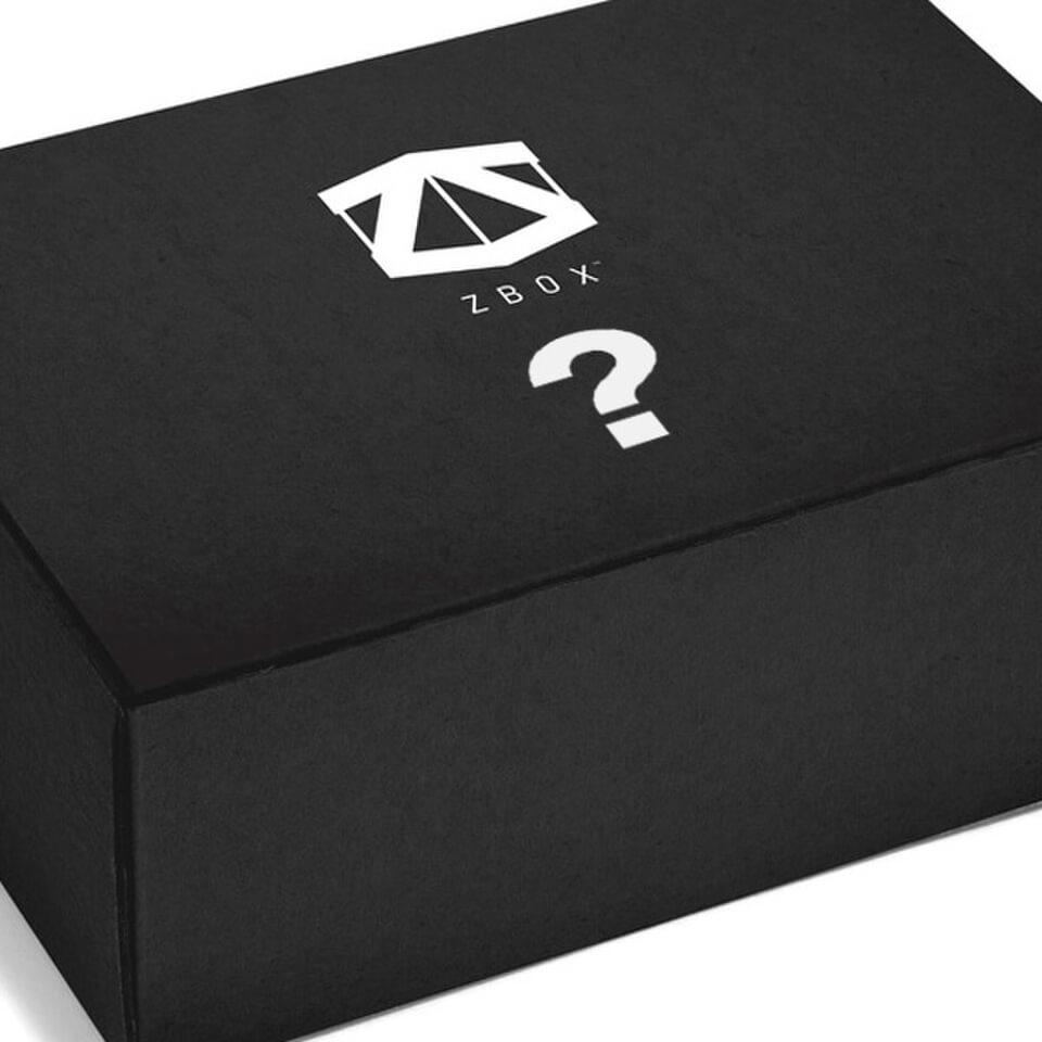 Gratis ZBOX bei Kauf von Nintendo T-Shirt [ZAVVI]