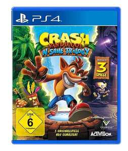 Activision Playstation 4 - Spiel »Crash Bandicoot - N.Sane Trilogy«