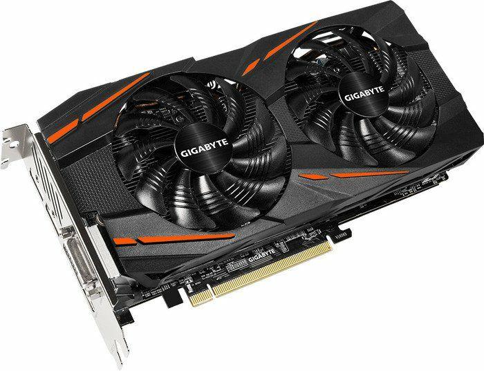 [Allestechnik] Gigabyte Radeon RX 580 Gaming 8G