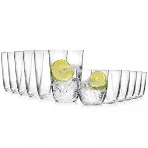 12-tlg. Gläser-Set »Fresh« (250 & 350ml) für 11,99€ inkl. Versand
