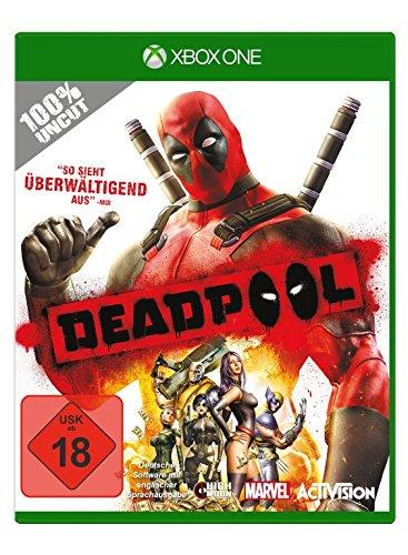 Deadpool (Xbox One) für 14,99€ (Saturn)