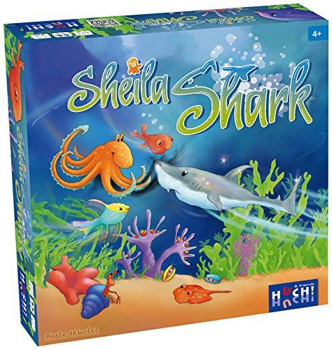 Brettspiel - Sheila Shark Plus Produkt bei Amazon für 5,42€