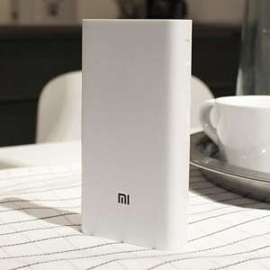 Xiaomi Power Bank 2 mit 20000mAh für 19,09€ [Gearbest]