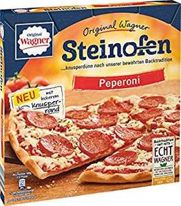 [Lokal] Original Wagner Steinofen Pizza Peperoni @ Prime Now