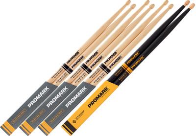 [Thomann.de] Für Schlagzeuger: Pro Mark 5A Acorn-Tip ltd. Stick Pack für 36€ wieder erhältlich!