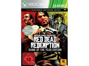 Red Dead Redemption Game of the year Edition Xbox 360@Ebay Media Markt
