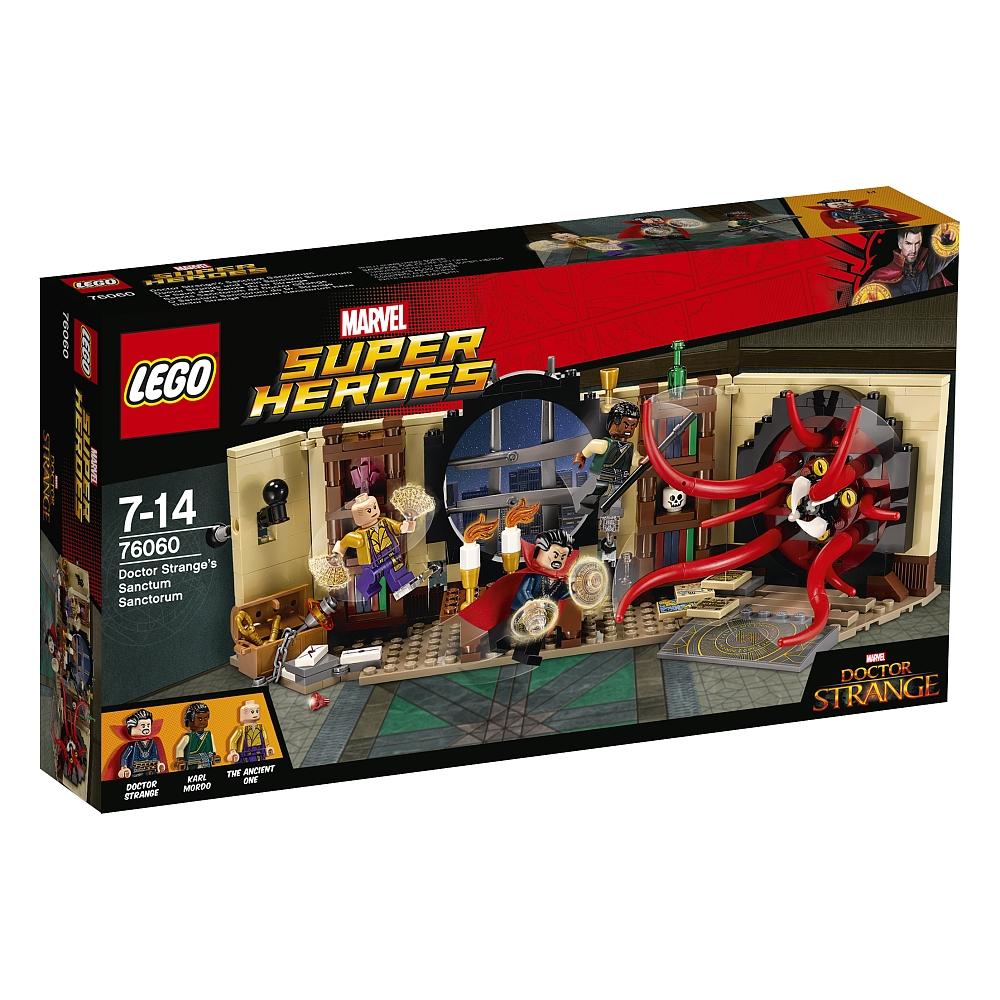 LEGO Super Heroes - 76060 Doctor Strange und sein Sanctum Sanctorum