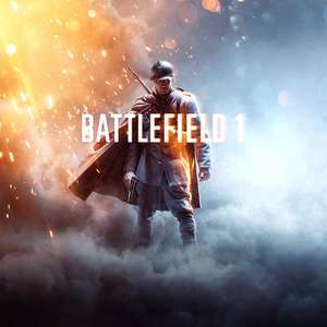 Battlefield 1 - PlayStation 4 und Xbox One und PC für je 19,99€ Versandkostenfrei [Saturn Weekend Deals]