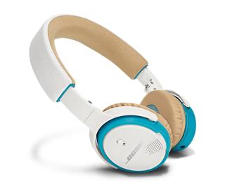 Bose SoundLink on-ear headphones