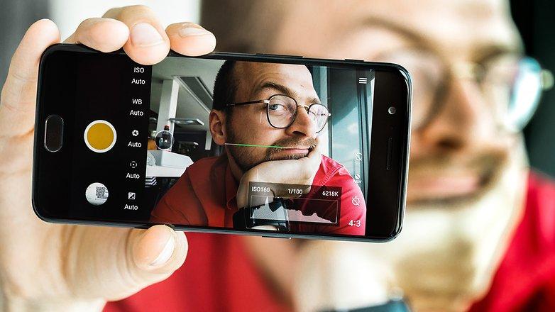 OnePlus 5 (6/64 GB) für 412,14 Euro @Gearbest