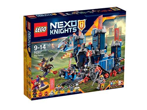 [Amazon Prime Frankreich] LEGO® Nexo Knights 70317 Fortrex – Die rollende Festung für 41,69€