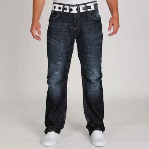 """Crosshatch™ - Herren Jeans """"Hornet"""" (Dark&Stone) für je €13,67 [@TheHut.com]"""