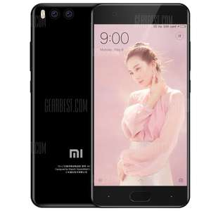 [GearBest] Xiaomi Mi 6 4G (ohne Band 20) Smartphone  -  INTERNATIONAL VERSION 6GB RAM 128GB ROM  PHOTO BLACK