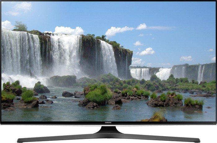 Samsung UE55J6289 TV (55'' FHD, 700Hz [100Hz nativ], Triple Tuner, 4x HDMI, 3x USB, LAN + WLAN mit Smart TV, VESA, EEK A+) für 439€ [Mediamarkt Abholung]