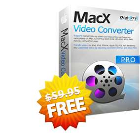 MacX Video Converter Pro Giveaway MAC und Windows Version