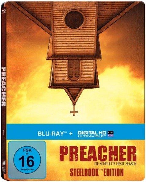 Preacher - Die komplette erste Season / Steelbook (Blu-ray) [Saturn]