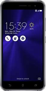 "Asus ZenFone 3 (ZE520KL) - 5,2"" - FHD - 4GB Ram - 32GB Rom - SD 625 - 2650 mAh - Android 7.0 für 243,74€ @ [Amazon.fr]"