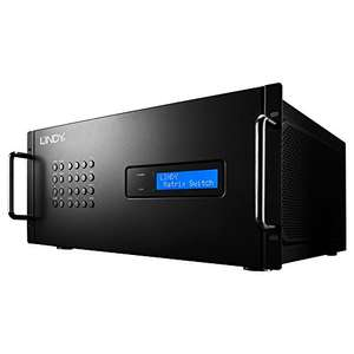 LINDY Modulare AV Matrix 32 x 32 Ports Basisgehaeuse. Fuer HDMI, DVI, HDBaseT