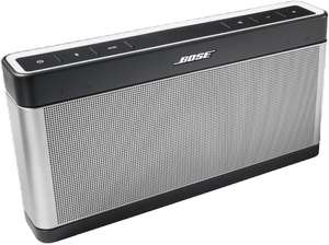BOSE SoundLink Bluetooth Mobile Speaker III Grau Bluetooth Lautsprecher für 211€ [mediamarkt.at]