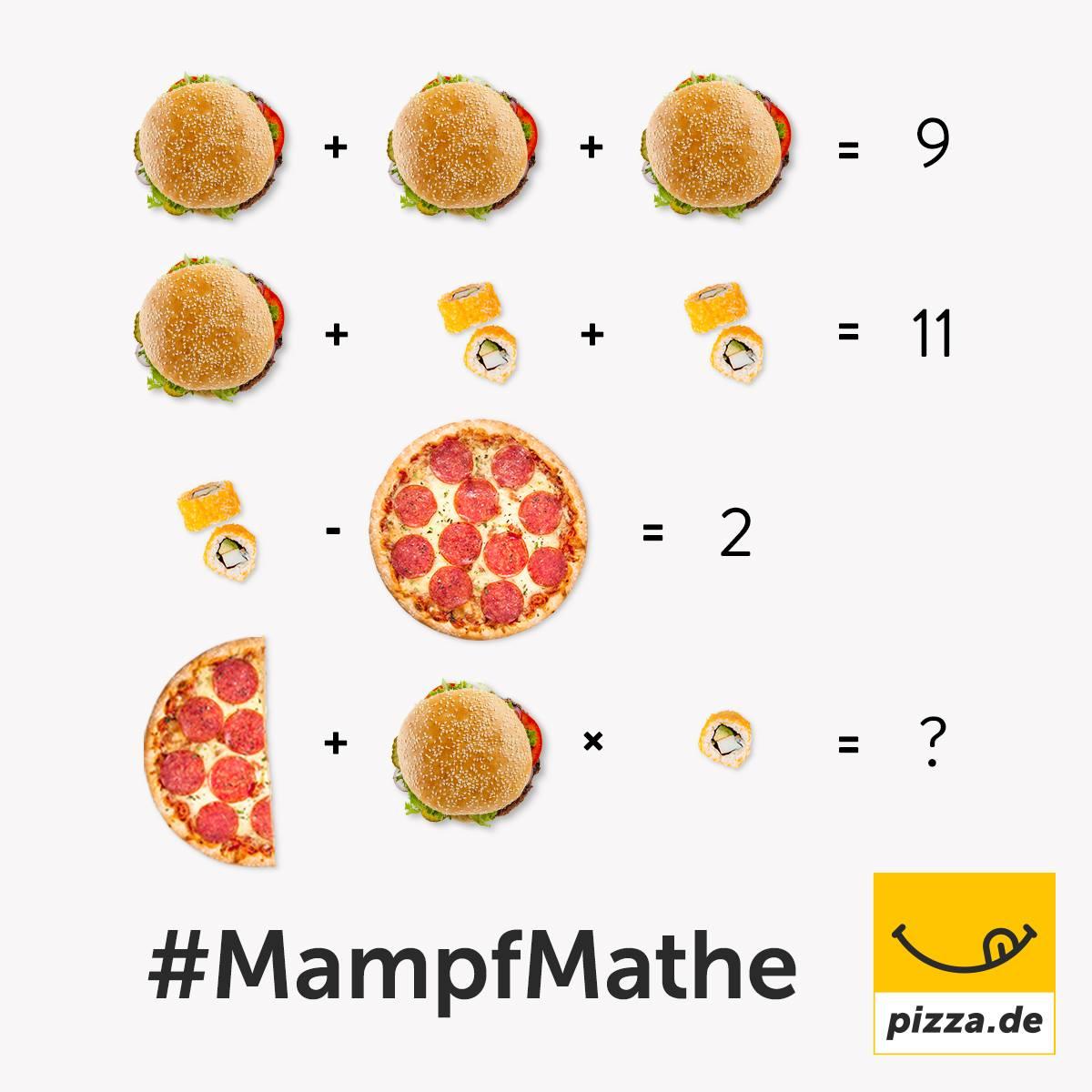 Pizza.de 5€ Gutschein mit 10€ MBW