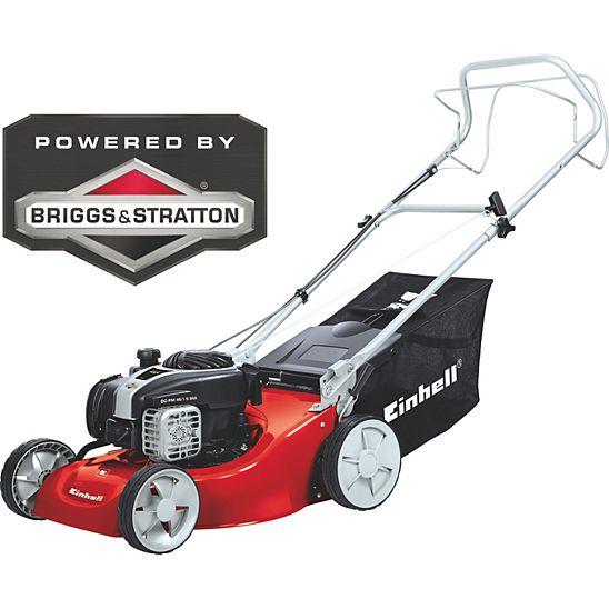Einhell GC-PM 46/1 S B&S Benzin-Rasenmäher, Briggs & Stratton für 164,70€ [netto-online]