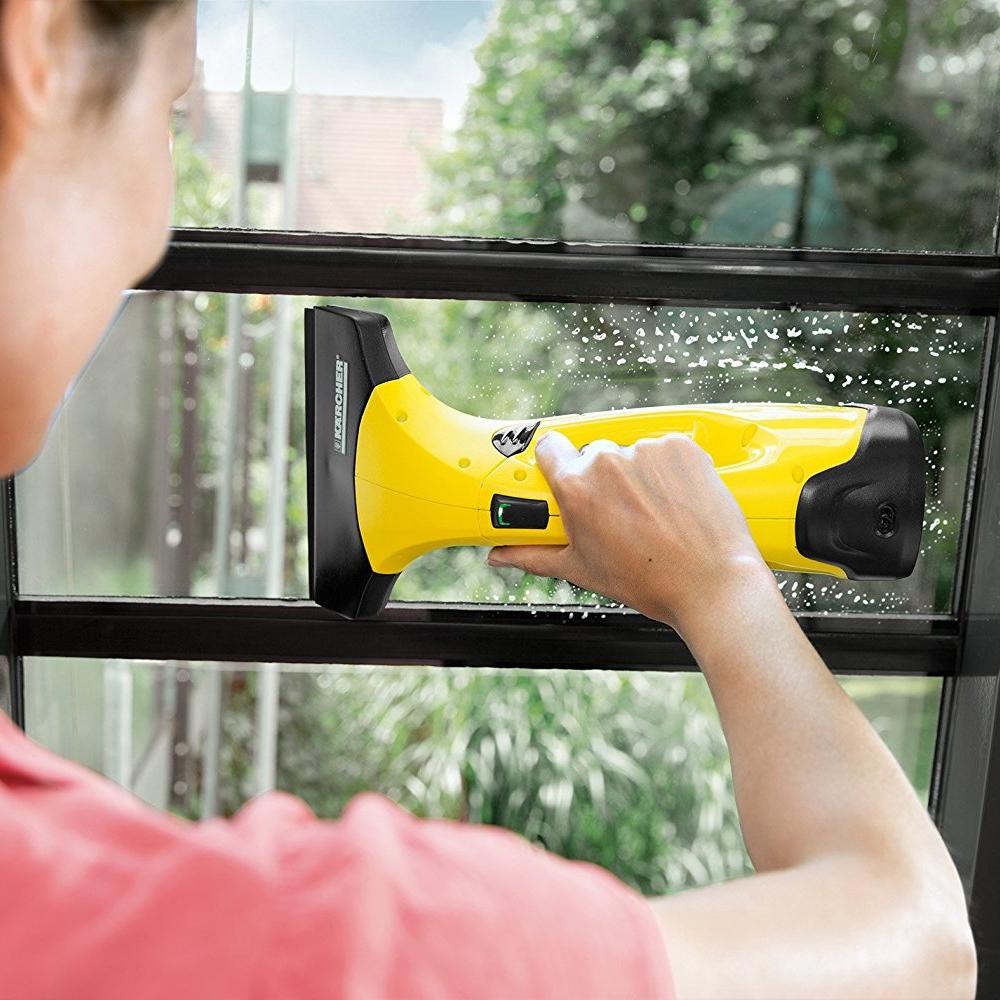 Kärcher WV 2 Premium Akku-Fenstersauger für 37,95€ [Real]