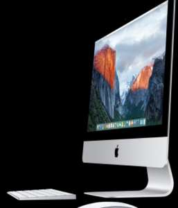 "Schweiz Media Markt Deal - Apple iMac, 21.5"", i5, 1.6GHz, 8GB, 1TB - €815.- / CHF 899.-"