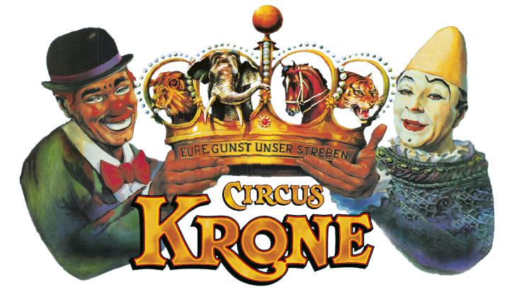 Circus Krone am Premieretag 26.07 (Circuszoo) in Halle/Saale gratis REGIONAL