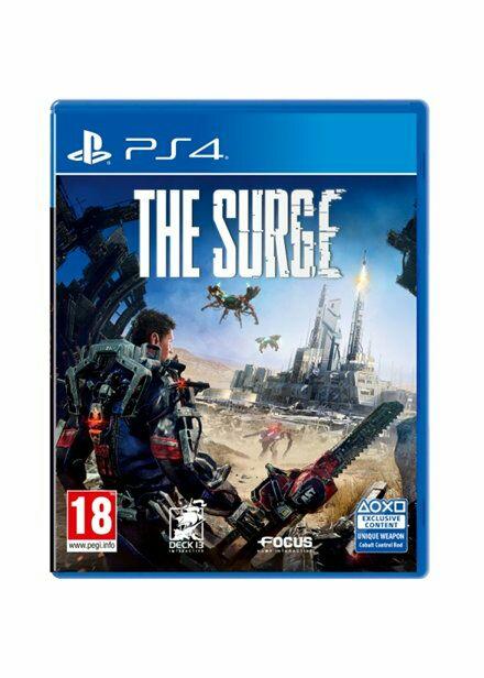 The surge ps4 , auf deutsch spielbar, base.com
