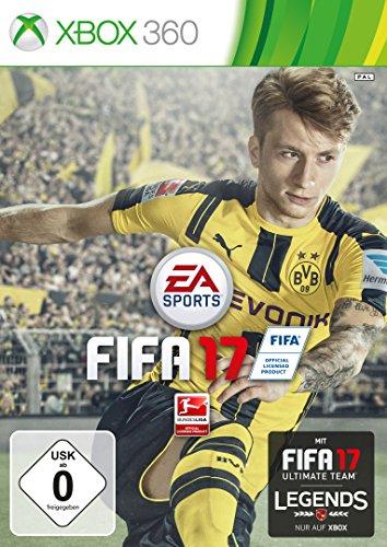 Fifa 17 Xbox 360 Amazon (Für 9.99 aktion)