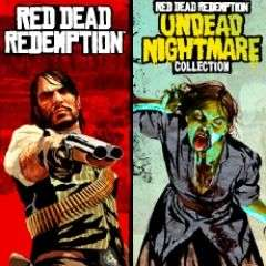 [PS3] Read Dead Redemption Undead Nightmare Bundle
