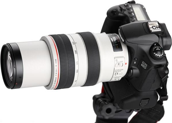 Preisfehler? Canon EF 70-300mm f/4-5.6L IS USM bei SATURN für 249 €
