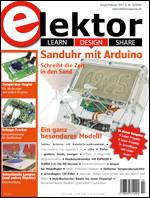 [ Elektor ] 2x Elektor-Doppelheftgedruckt und digital (PDF) + Elektor 4 Monate Gratis Probe lesen. Keine Kündigung
