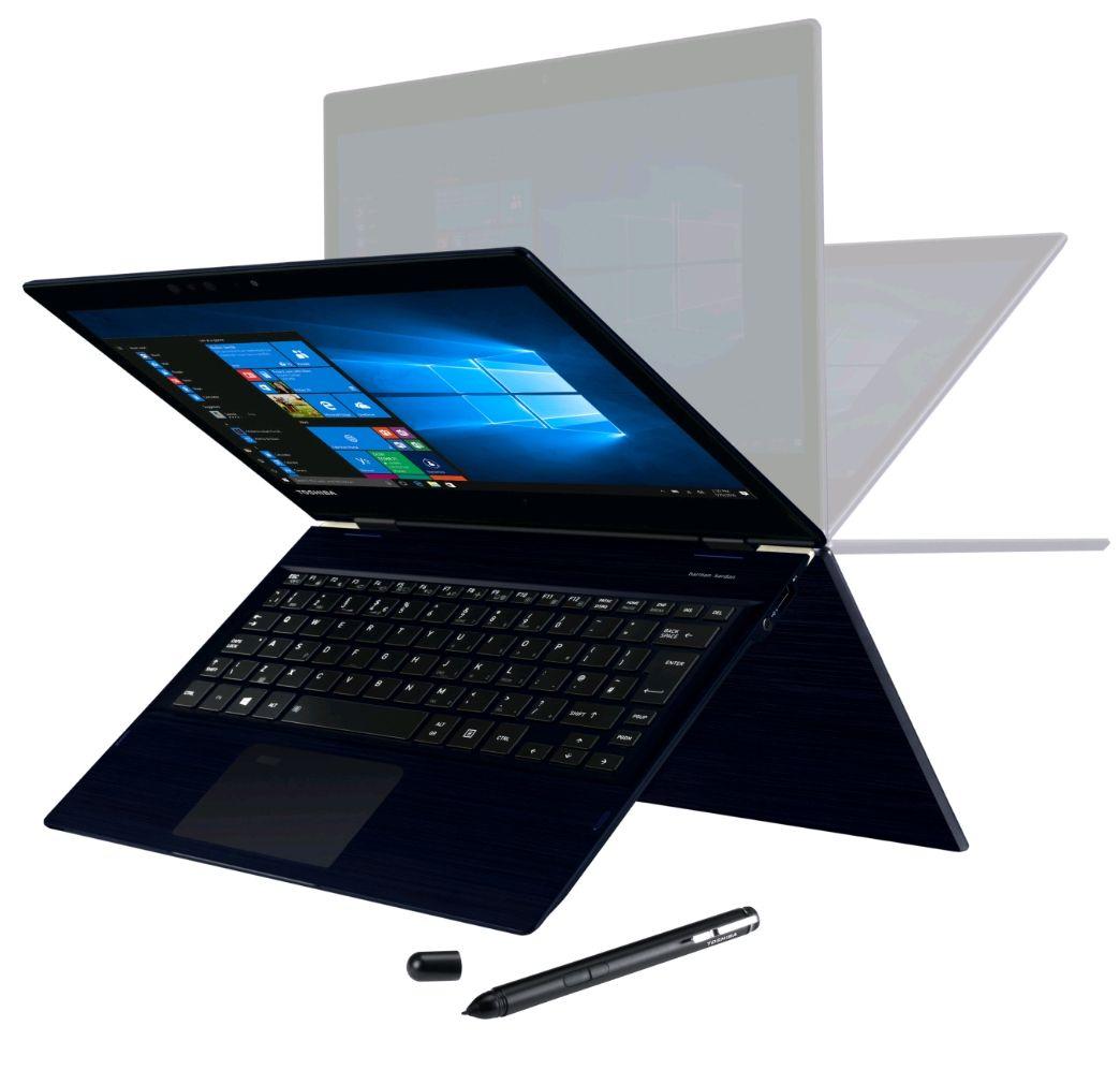[Lernende&Lehrende] Toshiba PortégéX20W-D-10Q ( i5 7th Gen, Full HD, 256 GB SSD)